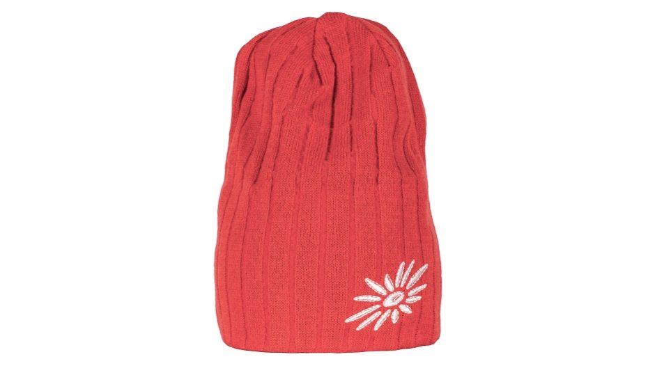 Zimní pletená čepice Original - spicy oringe