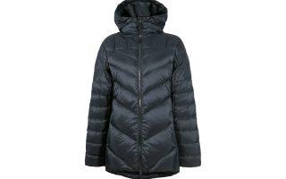 Zimní péřová bunda Nuuk - black