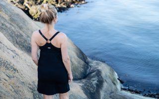 Letní šaty Lina - black