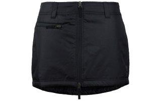Zimní sukně Mini - black