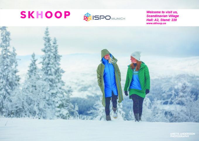 SKHOOP na ISPO 2017