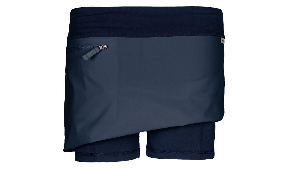 Letní šortková sukně Outdoor skort SKHOOP - navy