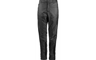 Zimní zateplené kalhoty Aluu - black