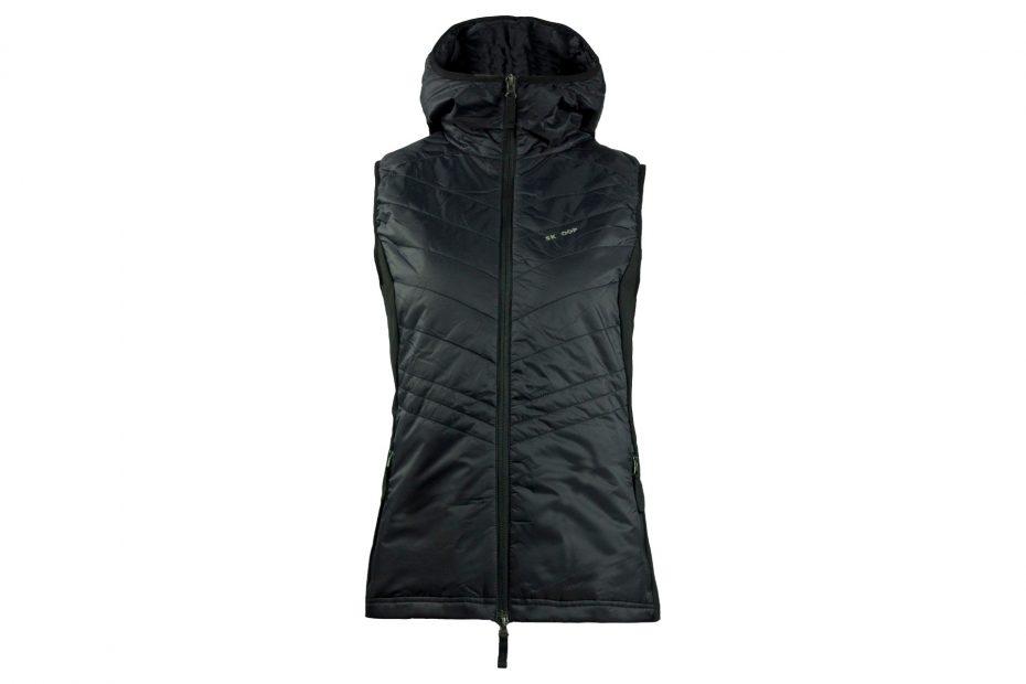 Zimní vesta Mona - black