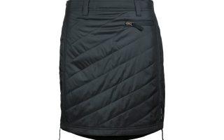 Zimní sukně Sandy - black