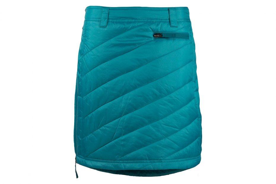 Zimní sukně Sandy - lagoon
