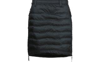 Zimní sukně Short Down - black