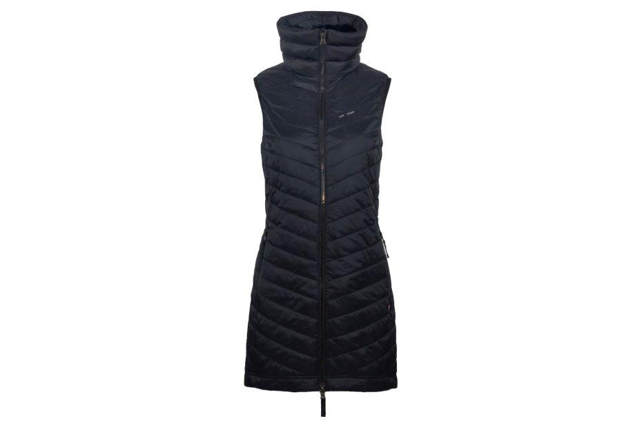 Zimní vesta The Jen - black